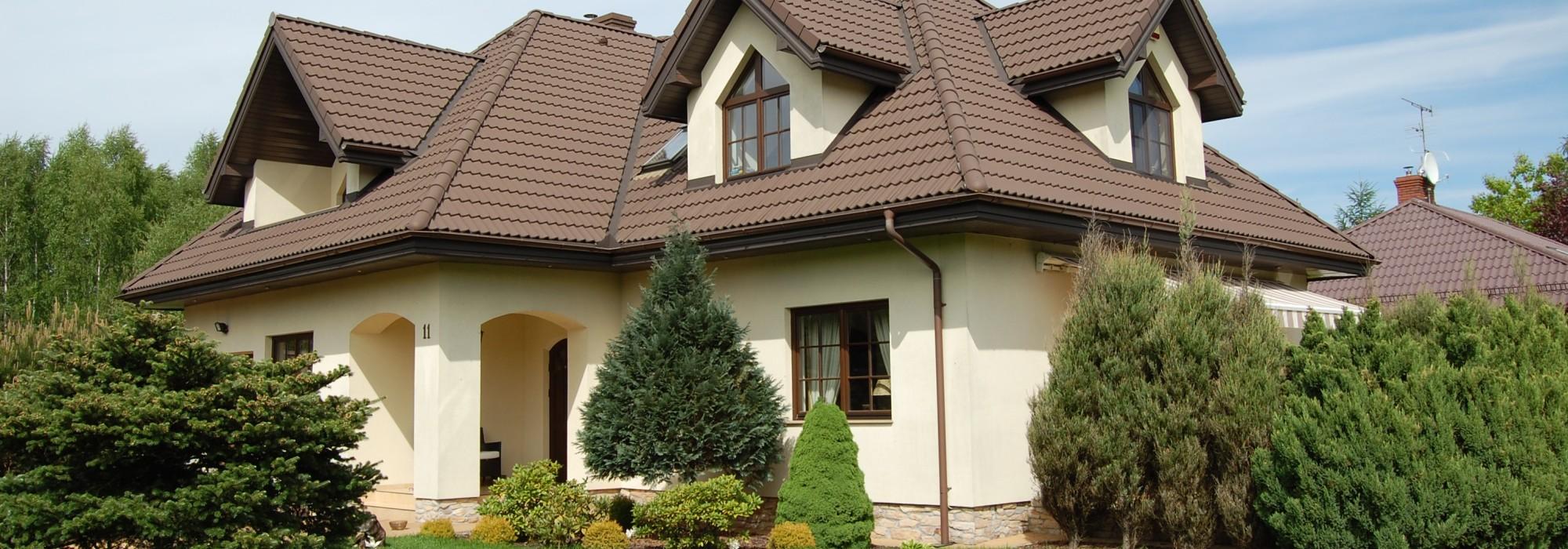 Dom w Bobrowcu koło Piaseczna